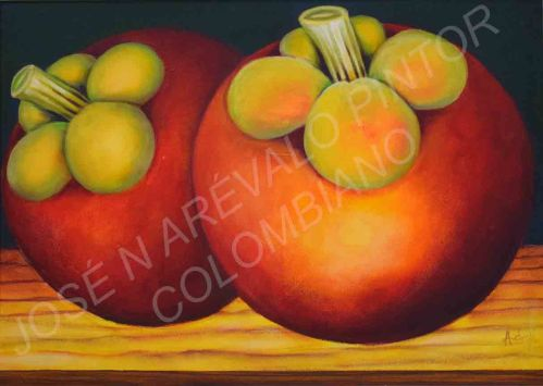 Mangostinos 0.70 x0.50